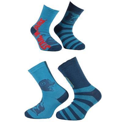 Klasické chlapecké ponožky Star Wars P4b M - 1
