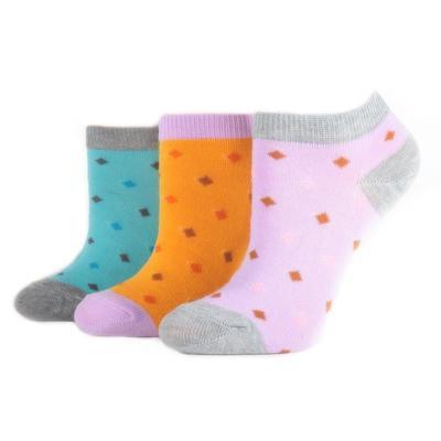 Vzorované kotníkové ponožky M5c O 27-30
