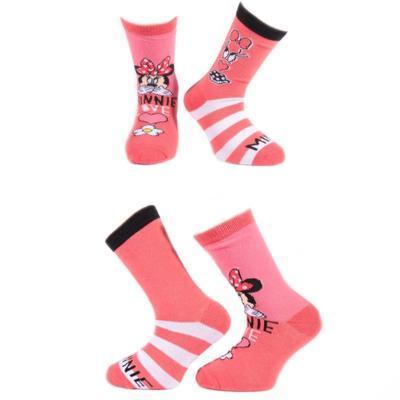 Holčičí klasické ponožky Minnie Mause P3a CR - 1