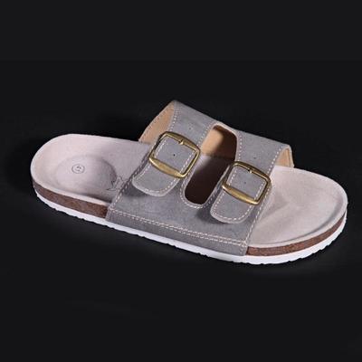 Pánské korkové pantofle Martin tmavě šedé