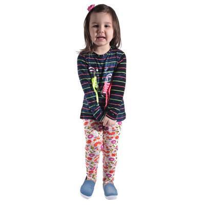 Dětské tričko dlouhý rukáv Shoes - 1