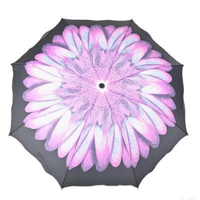 Skladací dámský deštník Simona barevný - 1