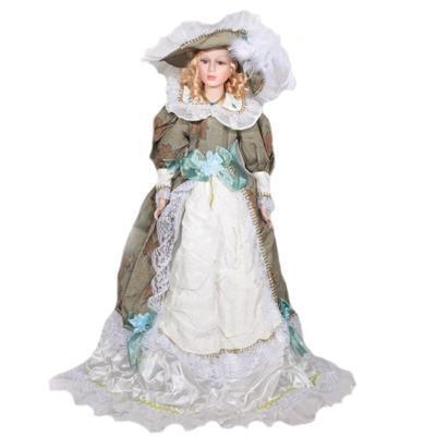 DOLL porcelánová panenka  Zofie 78 cm - 1