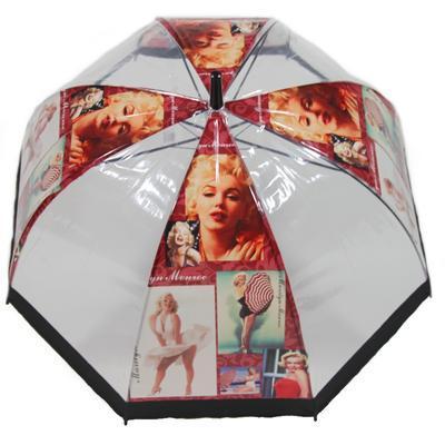 Dámský holový deštník Lea - 1