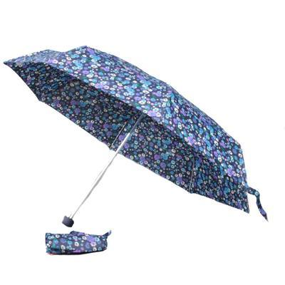 Dámský skládací deštník s potiskem květin Cecilka