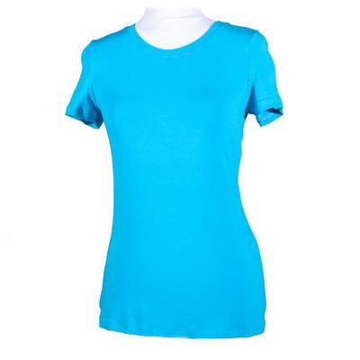 Modré tričko s krátkým rukávem Paula - 1