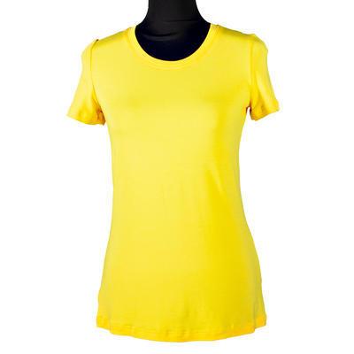Žluté tričko s krátkým rukávem Paula - 1