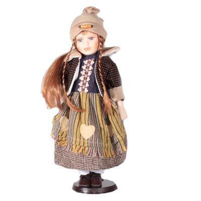 DOLL porcelánová panenka Bohunka 40 cm