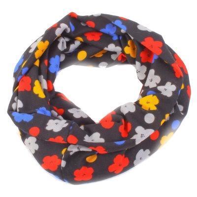 Dámský šátek Tomas modrý D4