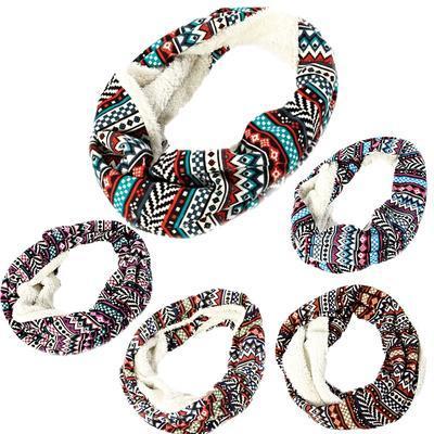 Zimní šátek Barbara G4 - 1