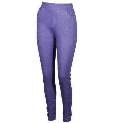 Zimní kalhotové legíny Dylen modré - 1
