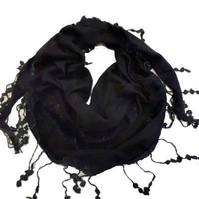 Dámský moderní šátek Marika černý