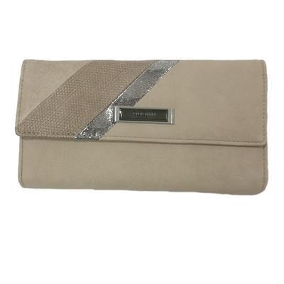 Hnědá stylová dámská peněženka Laire - 1