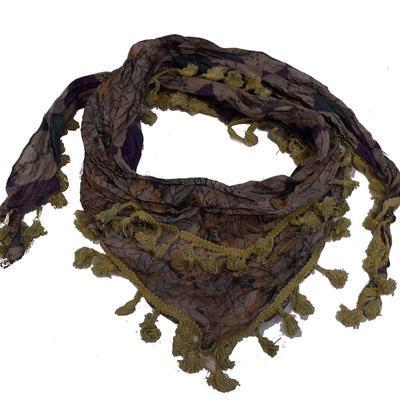 Dámský moderní šátek Berta