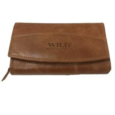 Dámská kožená luxusní peněženka Andora - 1