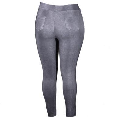 Zimní černé kalhotové legíny Bohdan - 1