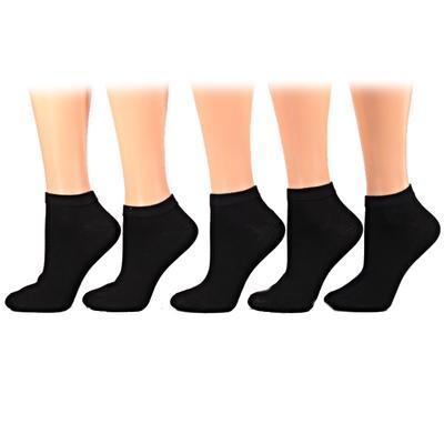Dámské nízké ponožky C5G černé