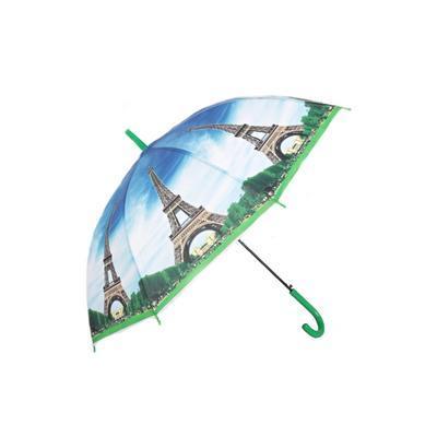 Dámský zelený deštník Felix - 1