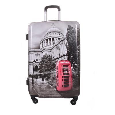 Cestovní kufr ABS England - velký - 1