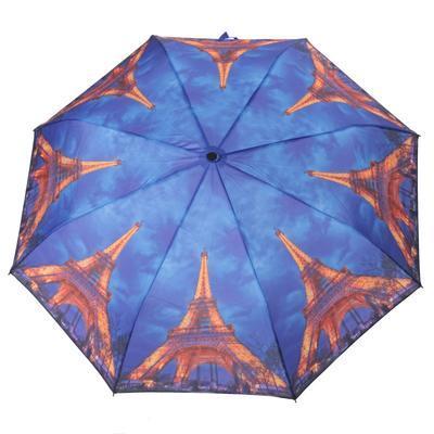 Malý skládací deštník Robert motiv Eiffelova věž - 1