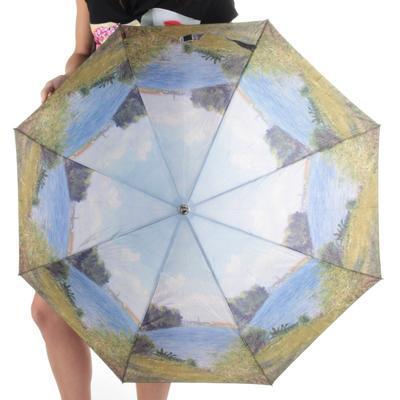 Atraktivní dámský deštník Nikol - 1