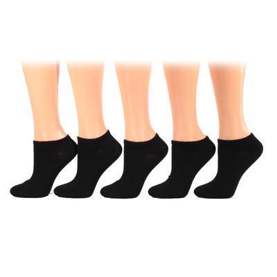 Dámské nízké ponožky B6G černé
