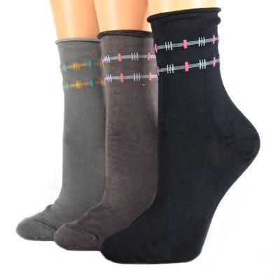 Bambusové dámské ponožky B7c CB