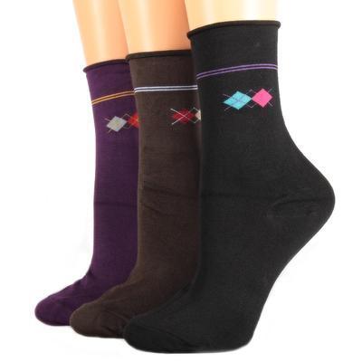 Bambusové dámské ponožky B4a F 35-38 35-38 - Afrodit.cz e94640ae20