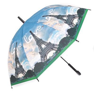 Dámský černý deštník Felix - 1