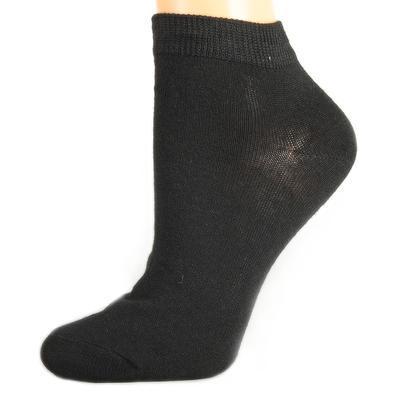 Dámské kotníkové ponožky A3a černé