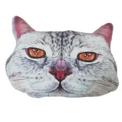 Nadýchaný polštář kočka Šejla - 1