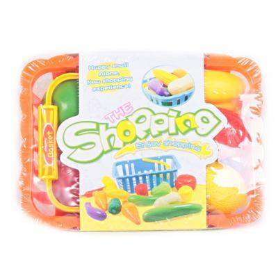 Sada ovoce a zeleniny v košíčku Archie - 1