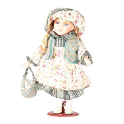 DOLL porcelánová panenka Zofia 30cm