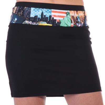 Dámská mini sukně London - 1