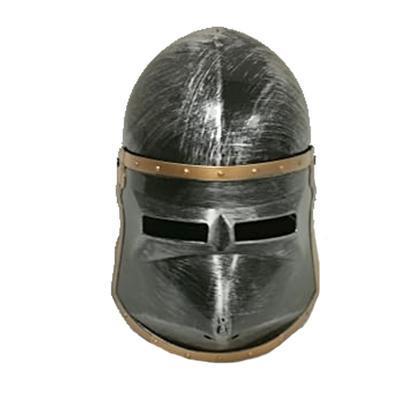 Dětská plastová rytířská helma Cesar - 1