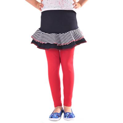 Dětská sukně Terka s volány - 1