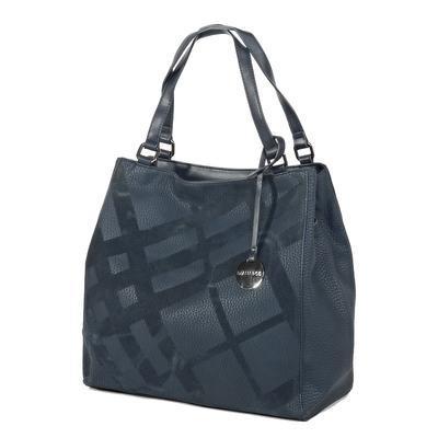 Modrá kabelka Louis 7C - 1