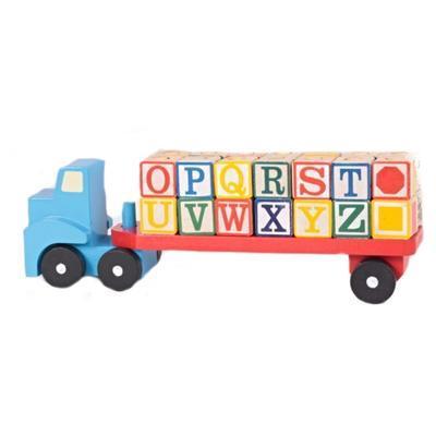 Dřevěné nákladní auto Dru - 1