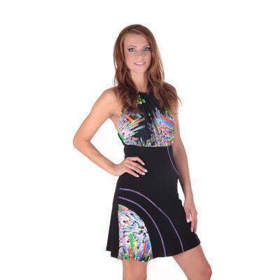 Letní šaty za krk Panky - 1