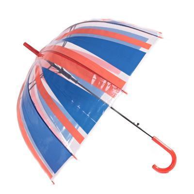 Průhledný deštník Free  - 1
