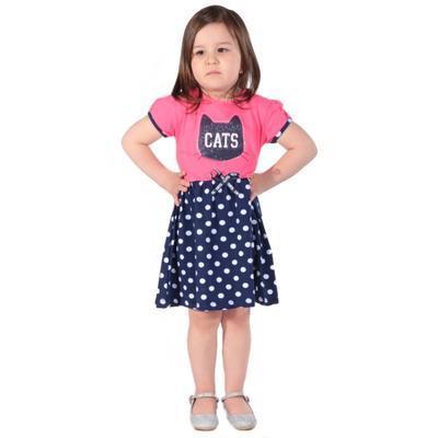 Letní dětské šaty Benu - 1