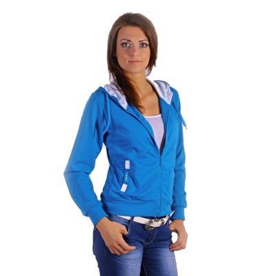 Sportovní mikina Dyna modrá - 1