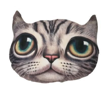 Nadýchaný polštář kočka Elvis - 1
