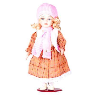DOLL porcelánová panenka Talla 30cm
