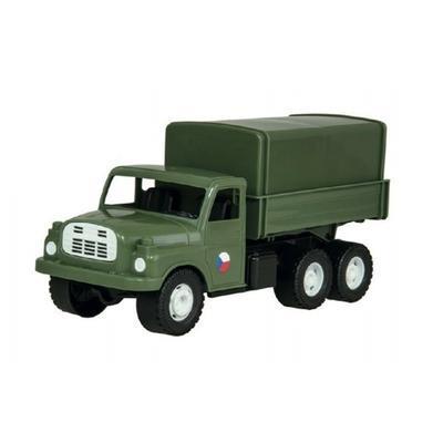 Vojenské nákladní auto 30cm Tatra 148 Erny - 1