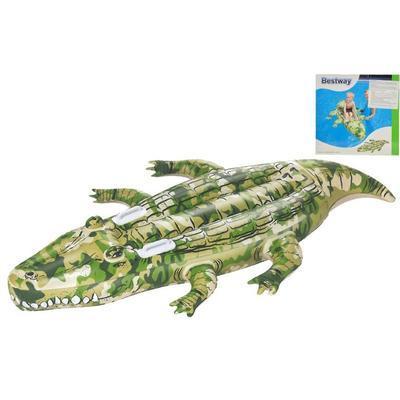 Krokodýl nafukovací 175x102cm Danda