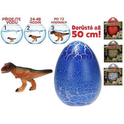 Líhnoucí a rostoucí dinosaurus ve vajíčku Raul
