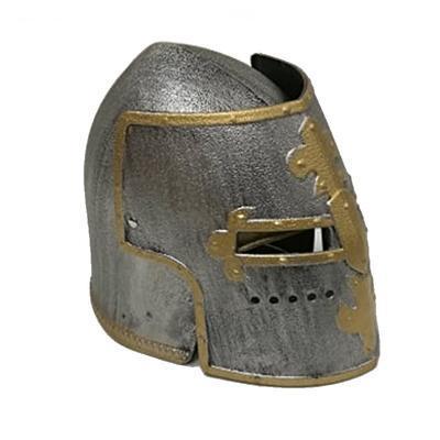 Dětská plastová rytířská helma Normen