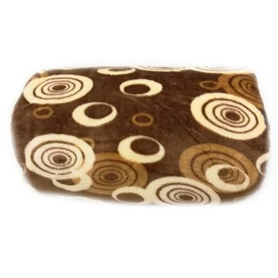 Hřejivá deka Berenika 200 x 230 hnědá - 1