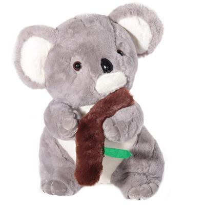 Roztomilá sedící plyšová koala 36 cm Beky